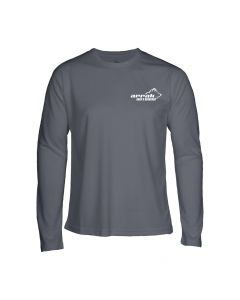 Pro 99 Long sleeve shirt Grey | Arrak Outdoor