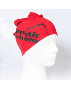 Lady Beanie Red | Arrak Outdoor