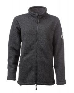 Pile Fleece Lady Black