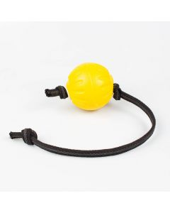 Durafoam Ball with Secure Grip Yellow