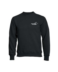 Pro 99 Worker Sweatshirt Black | Arrak Outdoor