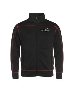 Pro 99 Function Jacket Black/Red | Arrak Outdoor