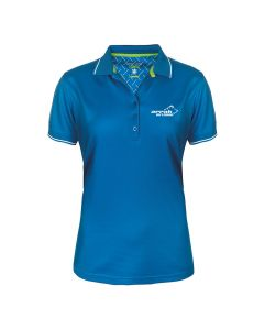 Pro 99 Golfer Polo Lady Royal Blue