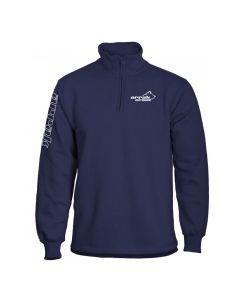 Runner Halfzip Navy Sweatshirt