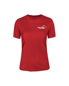 Pro 99 Function T-shirt Women Red | Arrak Outdoor