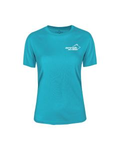 Pro 99 Function T-shirt Women Turqoise | Arrak Outdoor