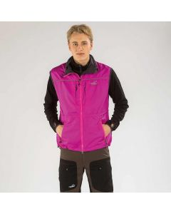 Jumper Vest Men Pink
