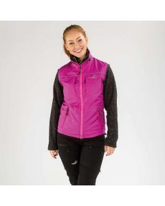 Jumper Vest Women Pink
