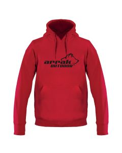 Hooded Sweater Pro99 Red | Arrak Outdoor